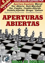 ebook: Superpack Aperturas Abiertas